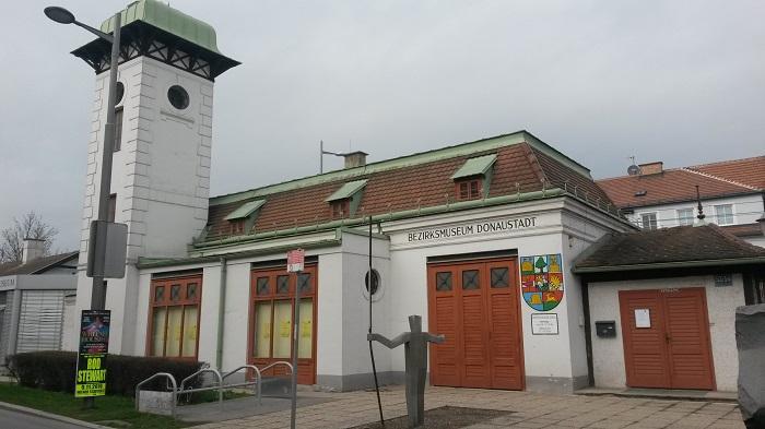 Außenansicht Bezirksmuseum Donaustadt