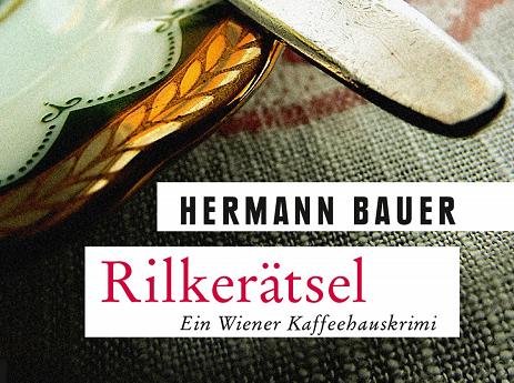 Buchcover Rilkerätsel von Hermann Bauer