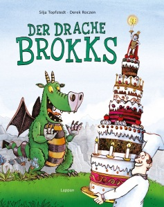 "Cover Bilderbuch ""Der Drache Brokks"""