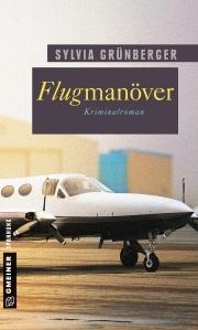 Cover Flugmanöver Sylvia Grünberger