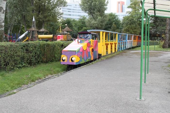 donaupark-donauparkbahn