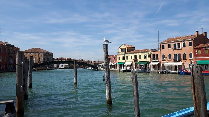 Murano bei Venedig
