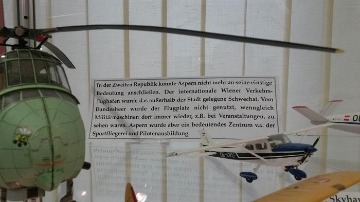 Bezirksmuseum Donaustadt - Flugfeld Aspern