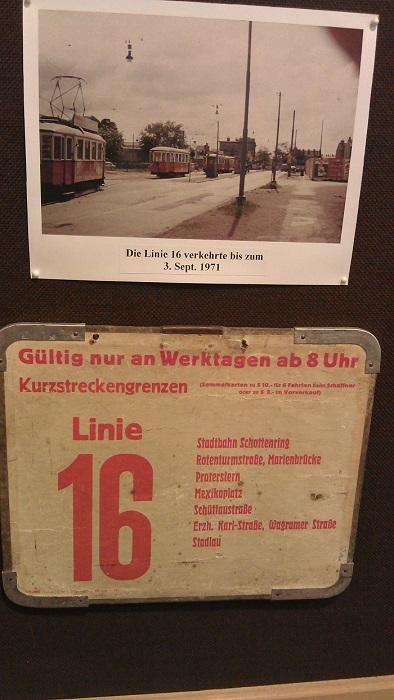 Bezirksmuseum Donaustadt - Linie 16