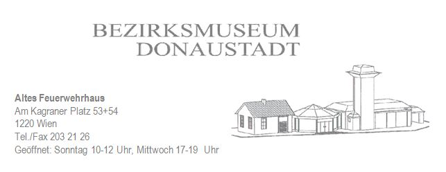 Bezirksmuseum Donaustadt - Logo