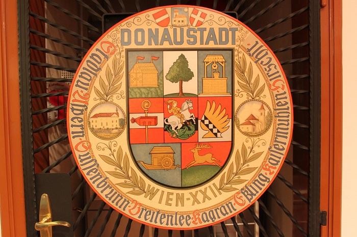 Bezirksmuseum Donaustadt - Wappen