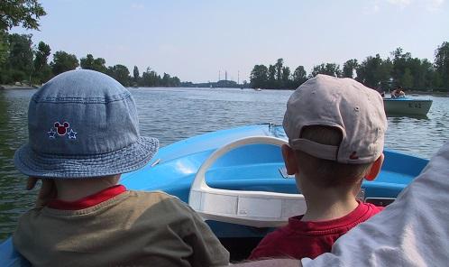 Bootsfahrt alte Donau 500 px