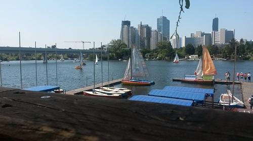 Alte Donau 500 px