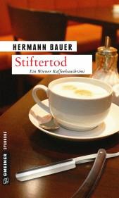 Stiftertod - Hermann Bauer - Cover