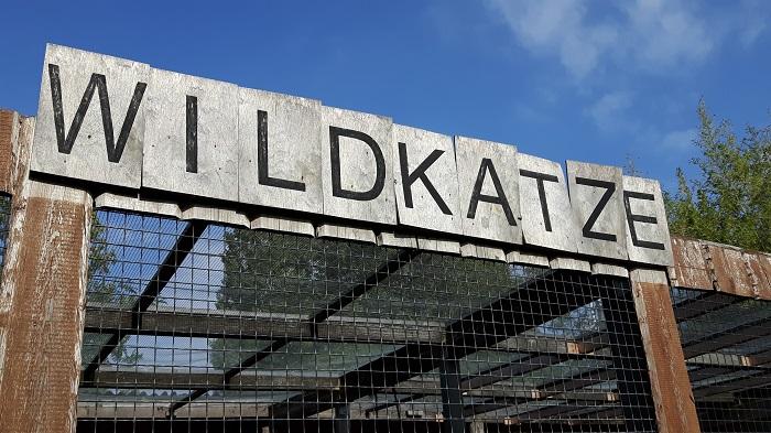 Blumengärten Hirschstetten - Zoo - Wildkatzengehege