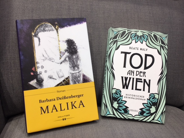Malika, Tod an der Wien