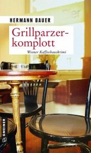 Cover Bauer Grillparzerkomplott 300px