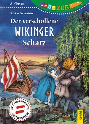Cover_Der verschollene Wikinger-Schatz.indd